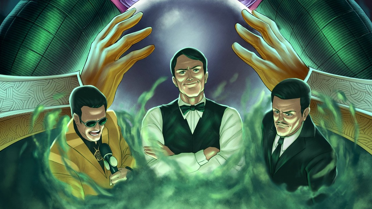 personajes de marvel mysterio