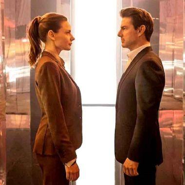 Misión Imposible 7 Película Estreno Tráiler Grabaciones Tom Cruise