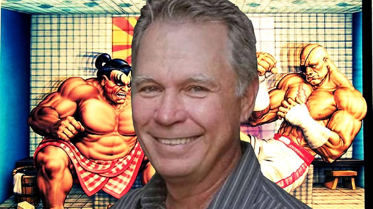 Mick McGinty Dibujante Street Fighter II