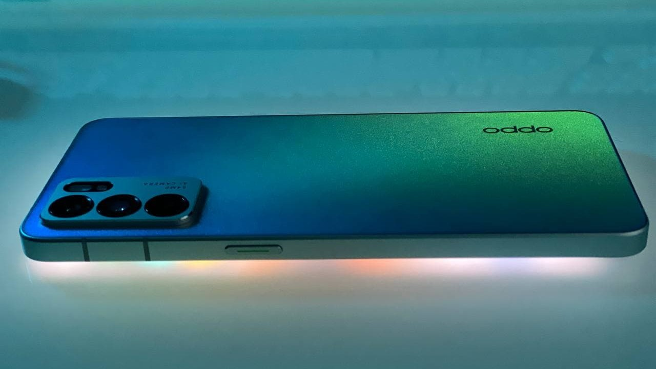 Precio Características Teléfono Gama Media OPPO Reno6 5G