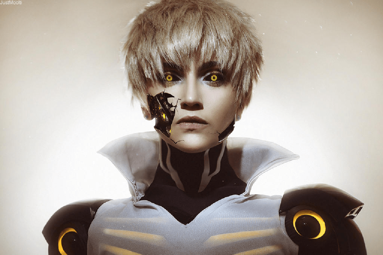 personajes de one punch man cosplay