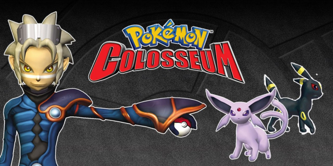 Pokemon Colosseum Nintendo GameCube