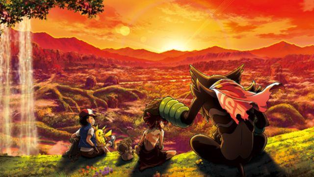 Pokémon secreto selva nueva película estreno octubre