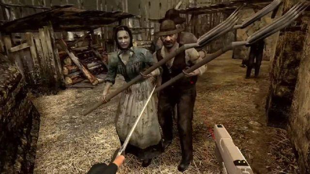 Resident Evil 4 Realidad Virtual Oculus Quest 2 Fecha Lanzamiento