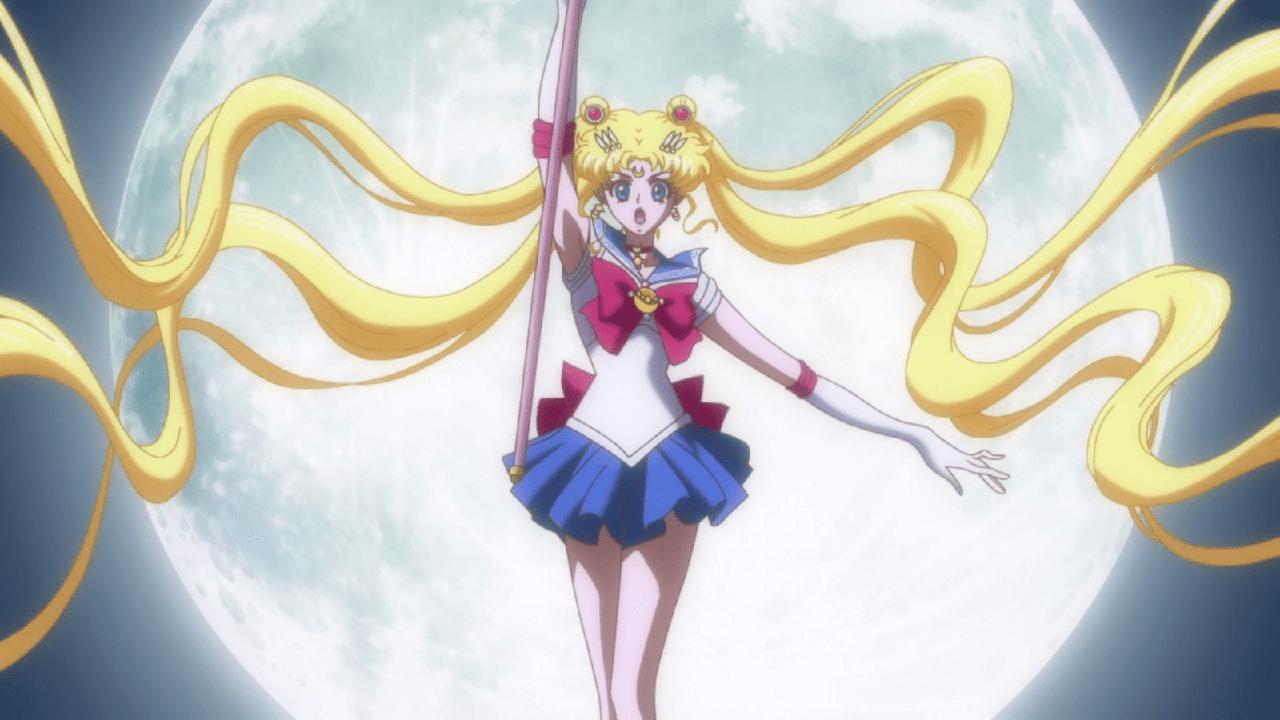 personajes de sailor moon anime