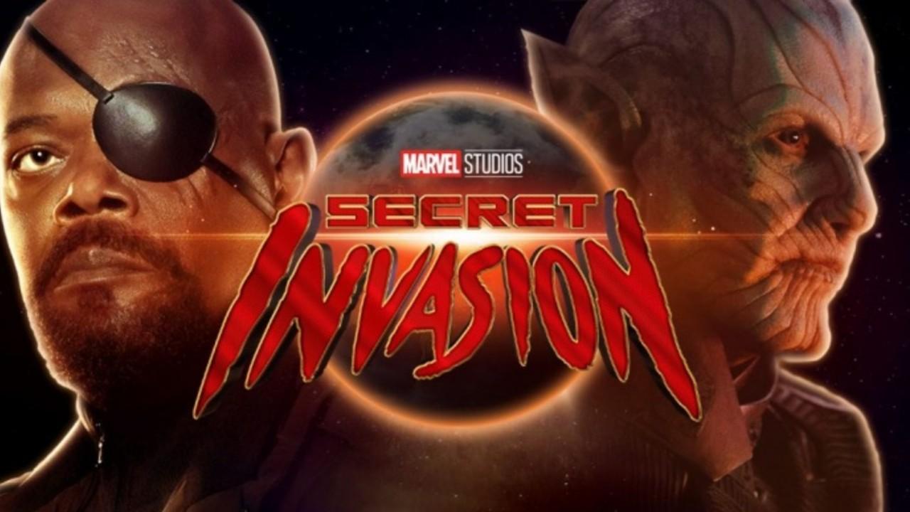 Secret invasion serie marvel disney+