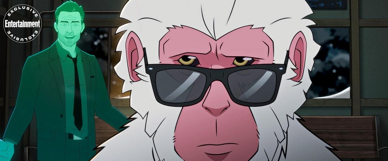 Serie Animada Marvel Hit Monkey Hulu Estreno México