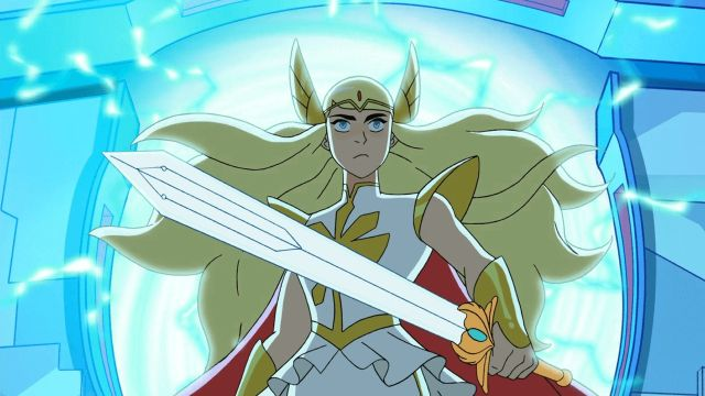 She ra serie live action amazon