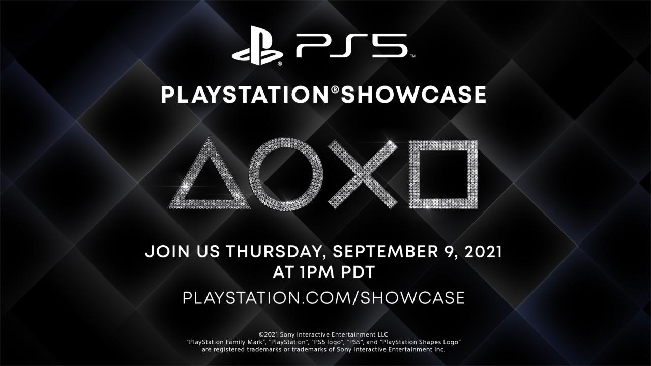 Showcase septiembre playstation juegos actualizaciones
