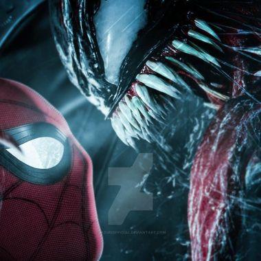 Venom 2 Venom Carnage Liberado Película SpiderVerse Spider-Man