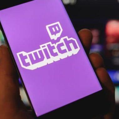 Streamers twitch huelga apagón transmisiones