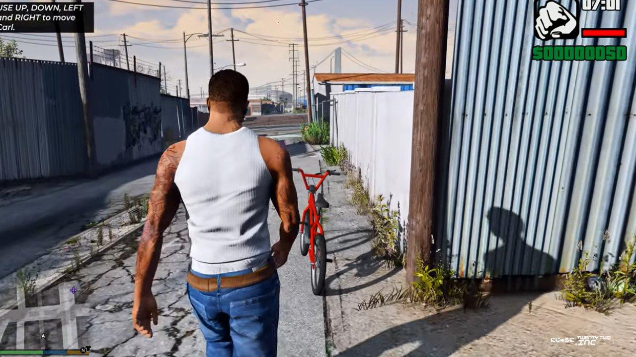 Trilogía GTA descubierta filtración videojuego