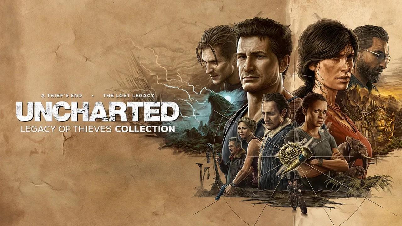 Uncharted 4 confirma su lanzamiento en PS5 y PC durante el PlayStation Showcase