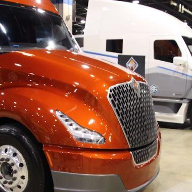 camiones sin gasolina electricos