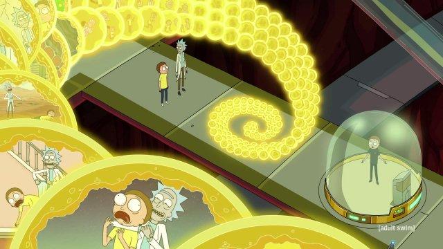 Rick Morty final temporada quinta universos infinitos
