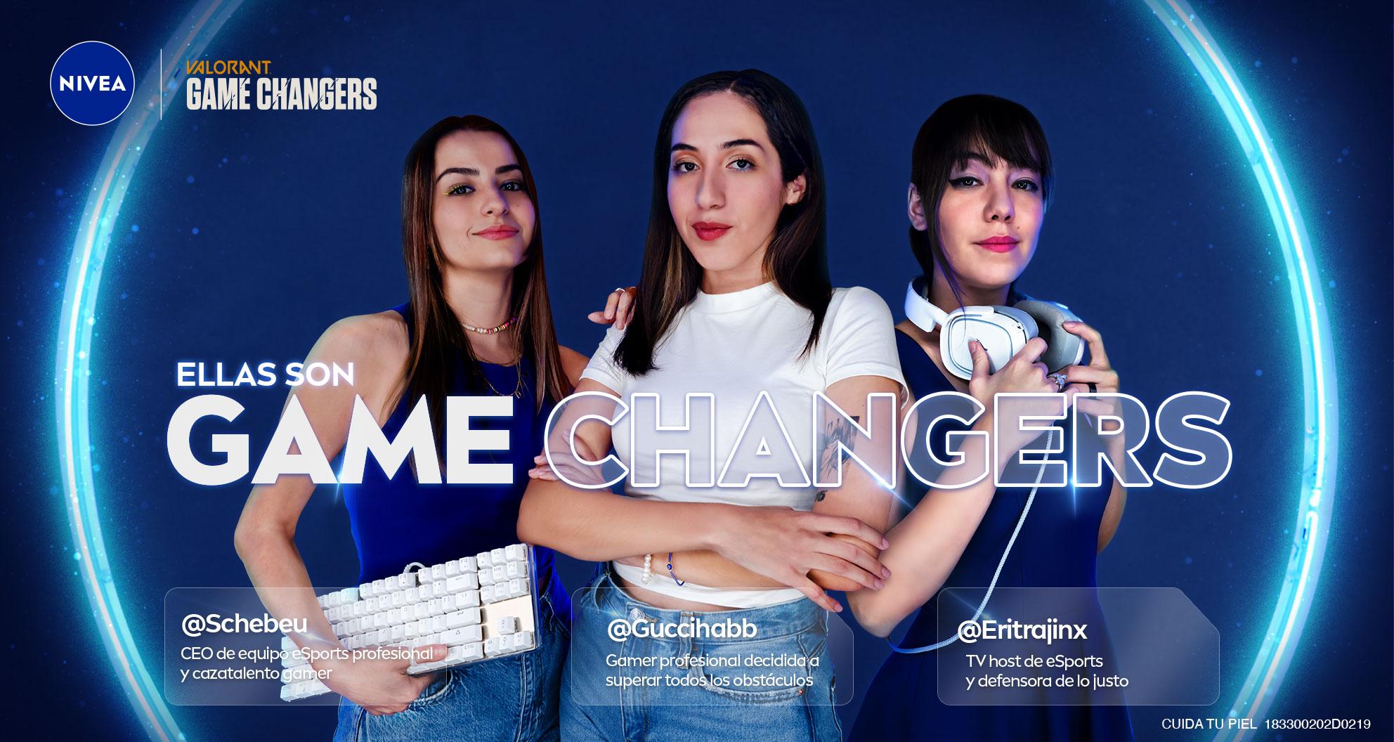 Mujeres gamer industria videojuegos