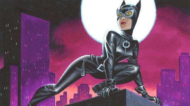 personajes de dc comics catwoman