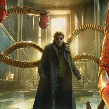 Doctor Octopus Doctor Strange Spider-Man 3 Spider-Man No Way Home