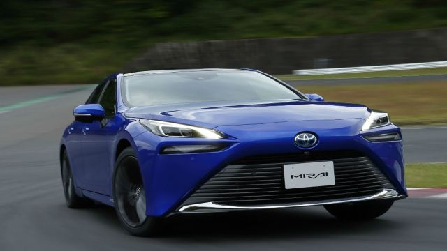 toyota mirai auto hidrogeno record guinness mundial