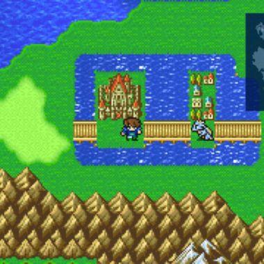 Final Fantasy V Pixel Remaster noviembre