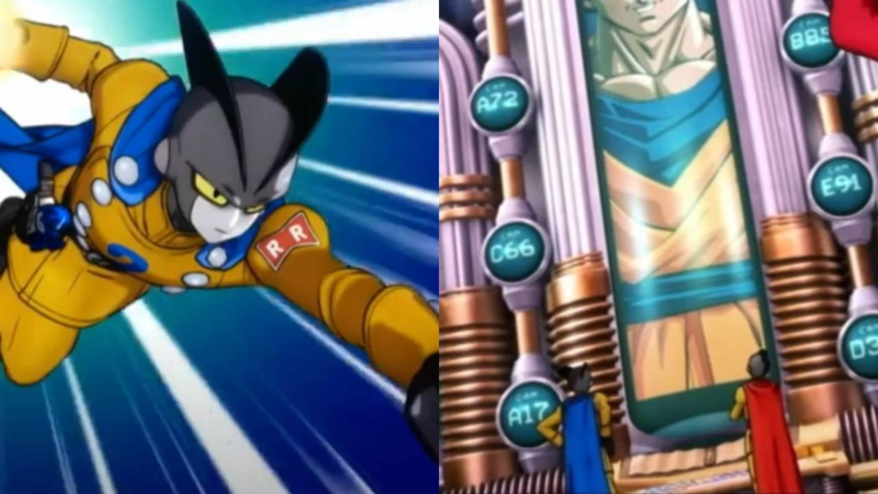 Gamma 1 2 Dragon Ball Super Super Hero