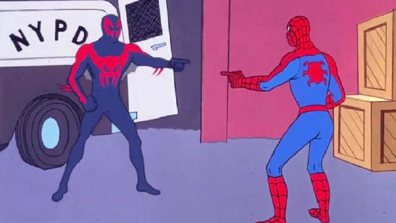 Spider-man across the spiderverse pelicula animada sony