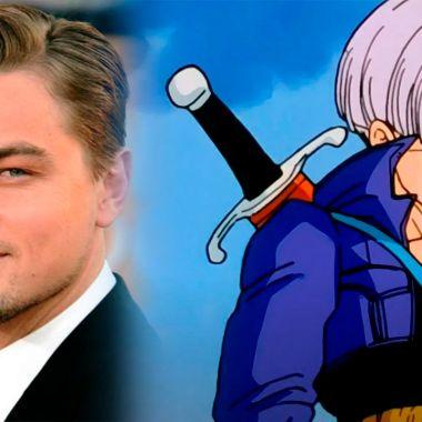 Leonardo DiCarpio Trunks del futuro