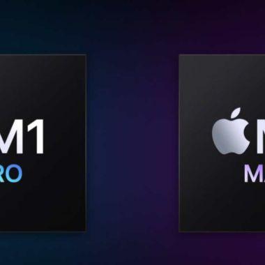 M1 Pro M1 Max Apple