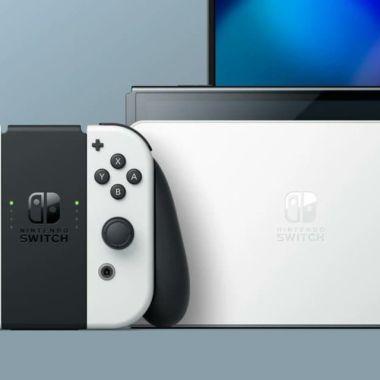 Nintendo Switch transferir datos