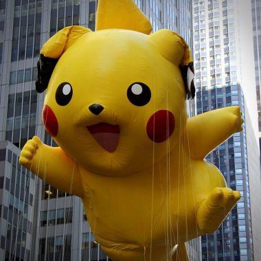 The Pokémon Company Pikachu Desfile Pokémon Japón Universal Studios Japan