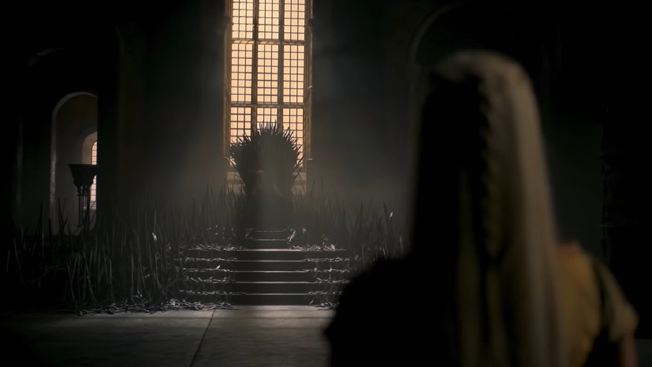 House of the Dragon Serie Tráiler HBO Ma Game of Thrones