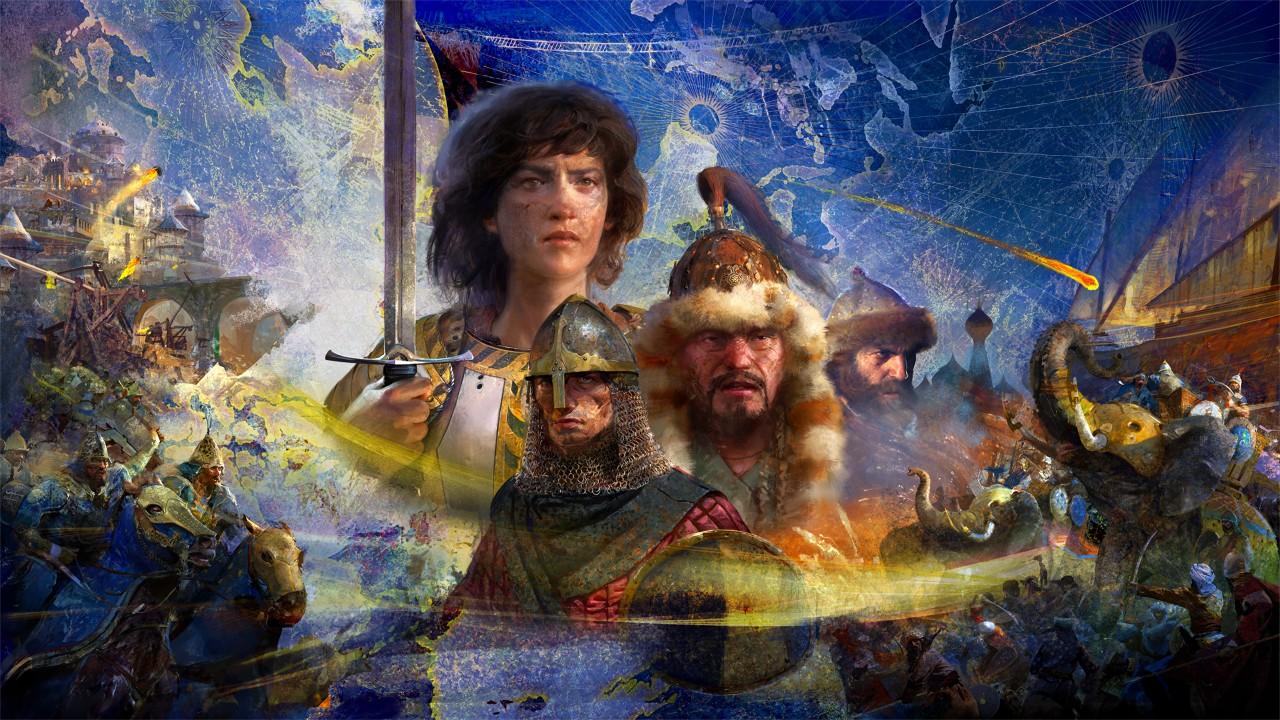 Reseña del videojuego Age of Empires 4 para PC y Xbox Game Pass