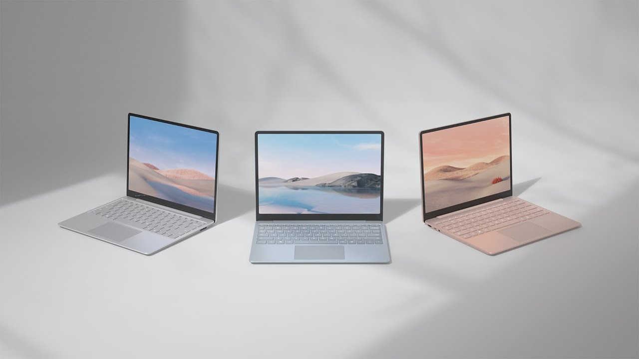 Microsoft Surface Laptop Go, características y precio en México