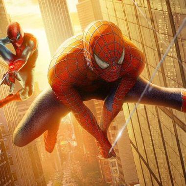 Anfrew Garfield Tobey Maguire Spider-Man 3 Spider-Man No Way Home