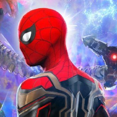 Tom Holland Spider-Man 3 Escenas Rumores Spider-Verse