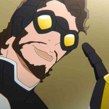 Super Crooks anime netflix elenco
