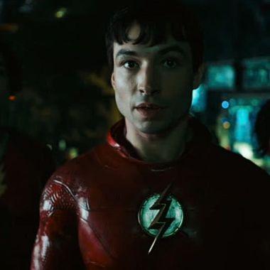 The Flash trailer Dc Fandome 2021
