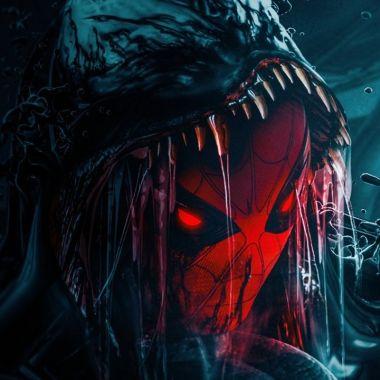 Fanart Spider-Man Venom Película Spider-Man No Way Home Venom 2