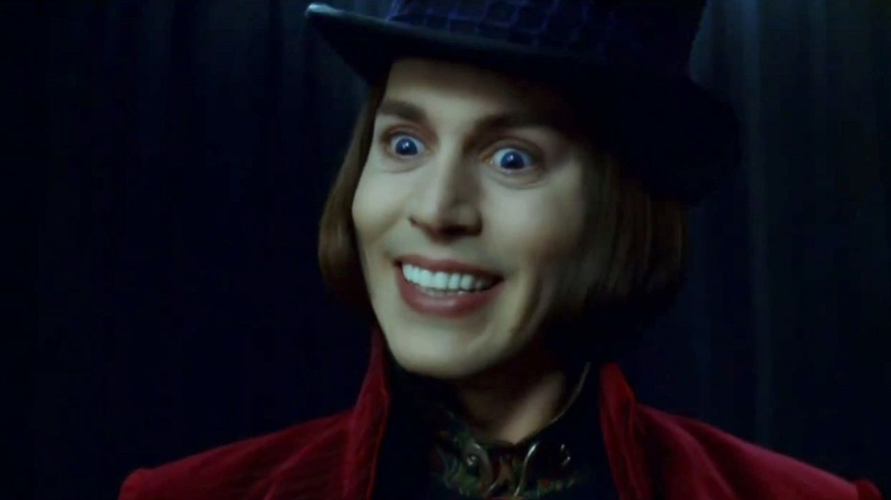 Timothée Chalamet Willy Wonka Película John Deep