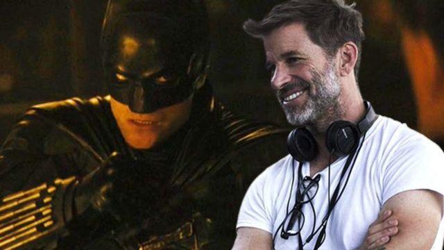 Zack Snyder felicita a Matt Reeves The Batman