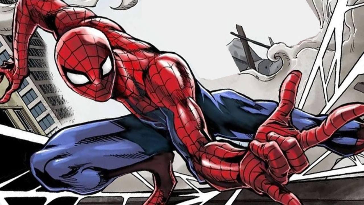 manga iron man spider man viz media