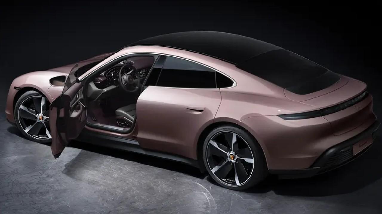 Porsche electrico taycan electrico