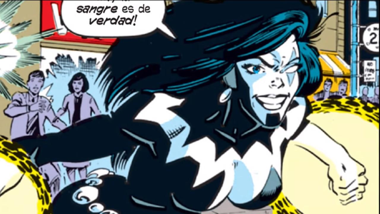 Shriek venom 2 mutante