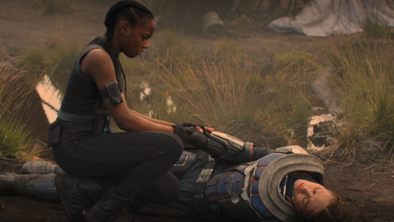taskmaster final black widow muerte