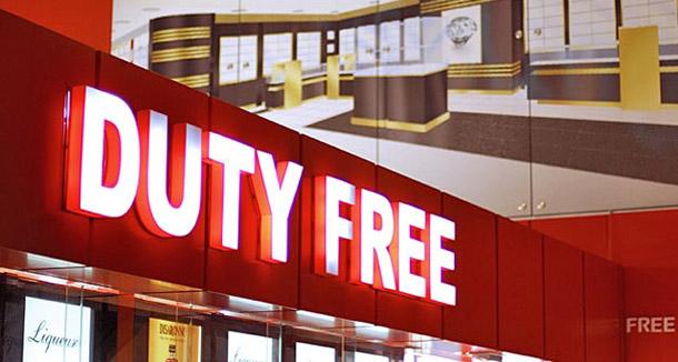 Limite de compras no Duty Free BR pode subir para 1.200 Doláres