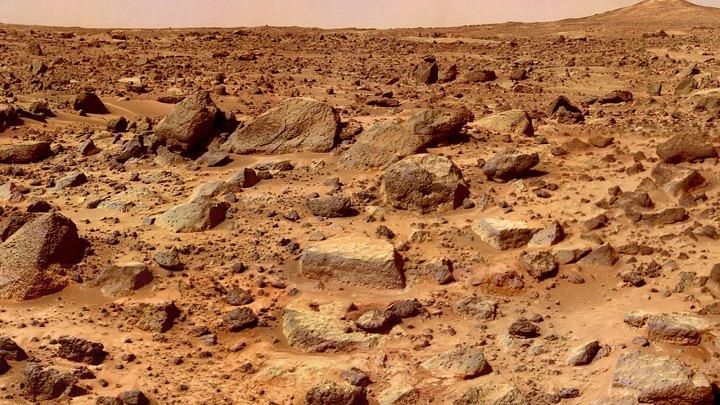 Você vai viver onde? Em Marte?