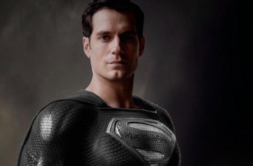 Superman aparece com uniforme preto em novo trecho do 'Snyder Cut'