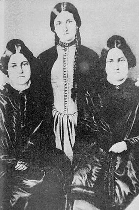 Las hermanas Fox