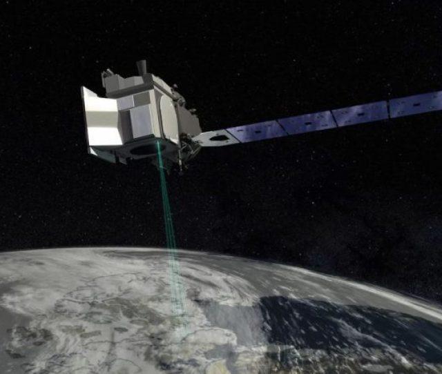 Nasa Lanzara Un Laser Al Espacio Para Rastrear La Fusion Del Hielo En La Tierra
