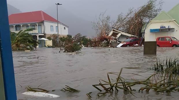 Irma y la catástrofe que ha dejado su paso
